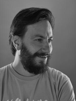 2015 Headshot - Full beard · By: Tal Silverman