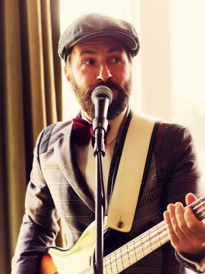2017 Rick Romero - Bass Guitar · By: Cheryl Richardson