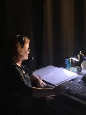 Emily Hicks-Watkins, Stage Manager