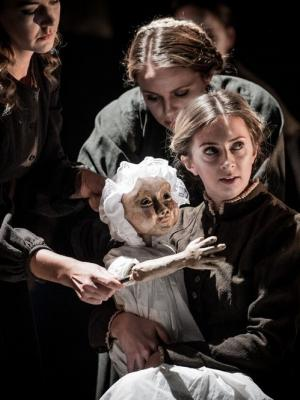 2017 Puppet Maker for The Vanishing Bridegroom BYO at the Peacock Theatre Designer: Andrew Riley · By: Isabel Walters