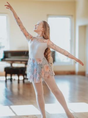 2021 Modelling for Storm Dancewear · By: Anna Clare