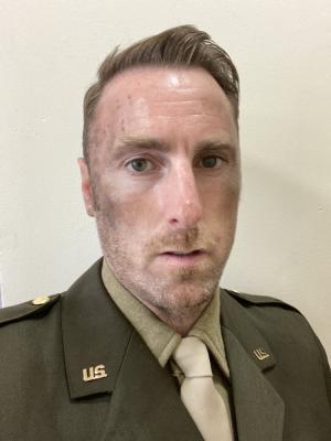 2021 Army headshot · By: Chris Sheen