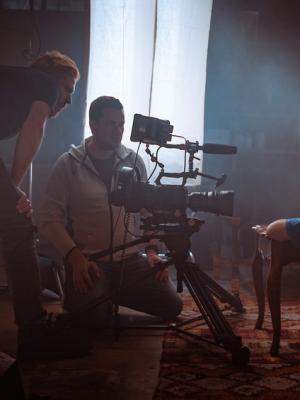 2019 On set · By: Jon Eubanks