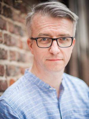 2019 Mark Bateman, Headshot, June 2019 · By: Elizabeth G. Carter