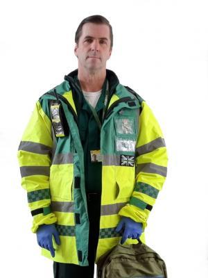 2021 My Paramedic uniform · By: S.Whelan