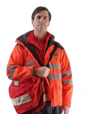 2021 My Postman uniform · By: S.Whelan