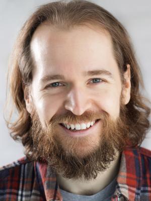 2021 Edmund Fargher w/ Long Beard · By: A P Wilding