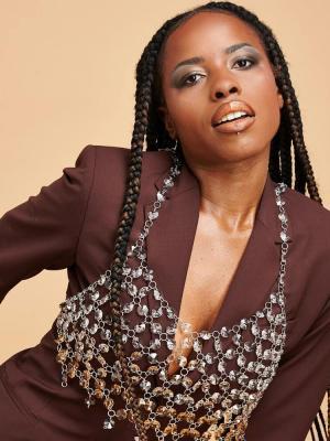 Etionsa Susy Agbontaen, Model
