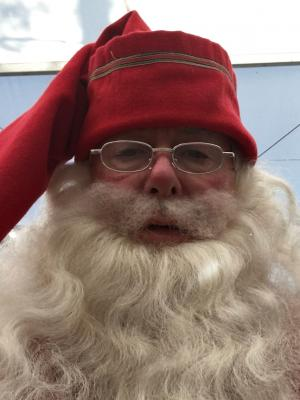 2021 Father Christmas Costume · By: Roy Carlisle