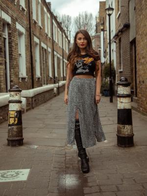 2021 Fashion Shot · By: Fay Summerfield