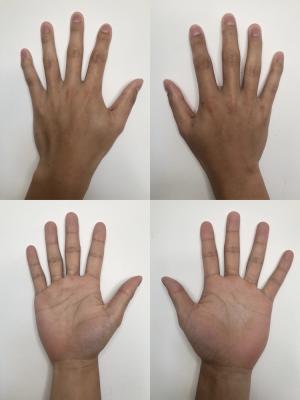2021 Hands photo