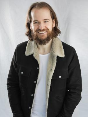 2021 Half Length Beard · By: A P Wilding