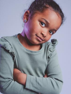 Scarlett Diallo, Child Actor