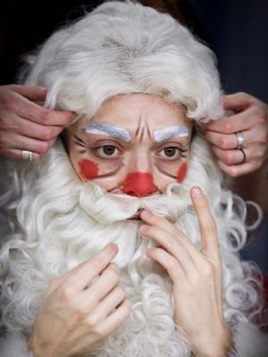2016 The Snowman, The Peacock Theatre, Birmingham Rep Theatre, Head of Wigs/ wardrobe Assistant · By: Birmingham Rep Theatre Photographer