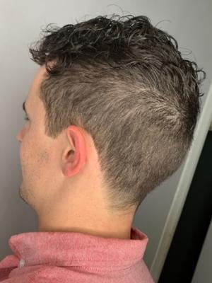 2019 Mens haircut Short back and sides