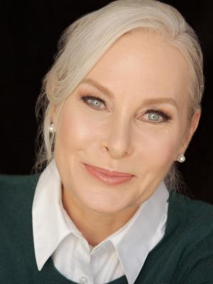 2021 Basic 50 year old white woman · By: Nicole Barton