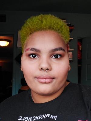Francezka Tapper, Makeup Artist (SFX)
