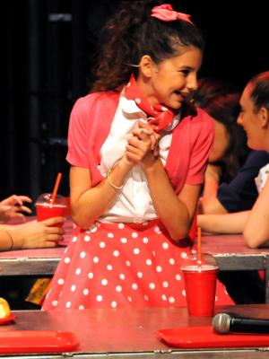 2015 Grease · By: Christine Shaw
