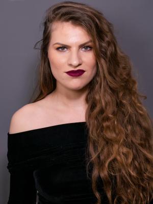 2021 Natural hair · By: Miruna Lazar