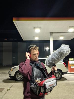 Abraham Nurkiewicz, Production Sound Mixer