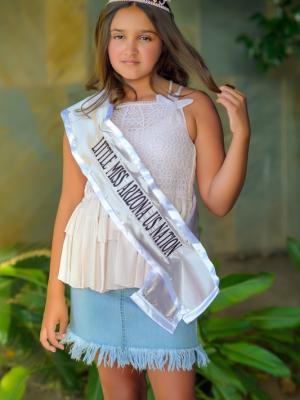2021 Miss little AZ · By: Steve Chadwick