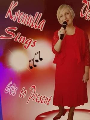 2019 Krenulla - poster of singing 60's to present day · By: Krenulla Curzon