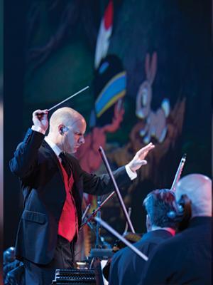 2015 Steven Allen Fox Conducting Disney in Concert: A Silly Symphonies Celebration · By: Disney