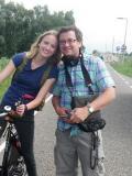 2010 Filming Globe Trekker 'The Netherlands' · By: Saffron Allwood