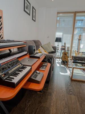 2021 My Setup · By: Malcolm Targett