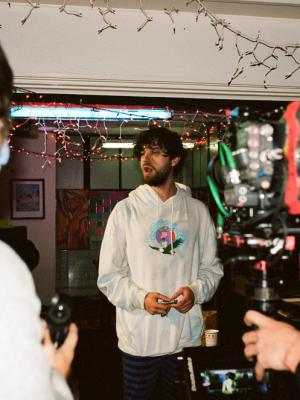 2021 Lost Dog Behind the Scenes with David Lambert · By: Serena Chen