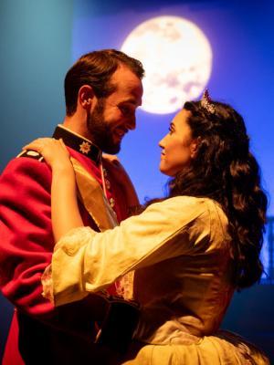 2021 Playing Prince Charming in Cinderella, The Crescent Theatre, Birmingham, 2021 · By: Graeme Braidwood
