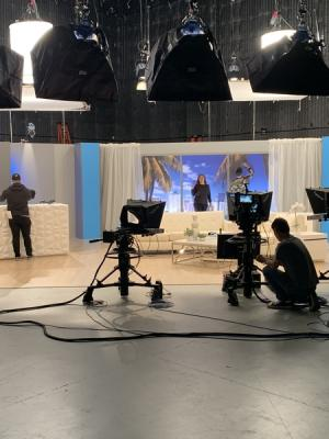 2021 Production Design for Capillus Infomercial · By: Human Productions