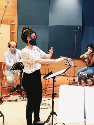 Paloma Vírseda Bravo, Composing/Arranging