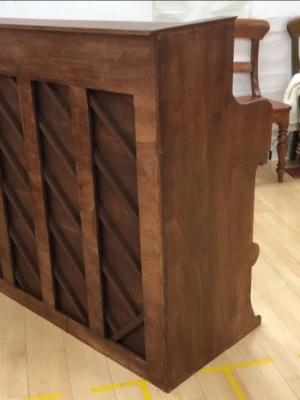 2018 Handmade Piano (To cover a keyboard in a period piece) · By: Rosie Tredray
