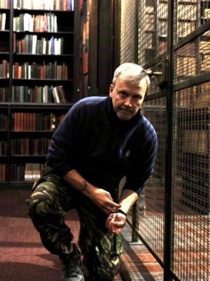 2014 On set criminal · By: Jack English.