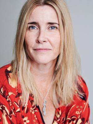 2021 Headshot One · By: Ruth Crafer