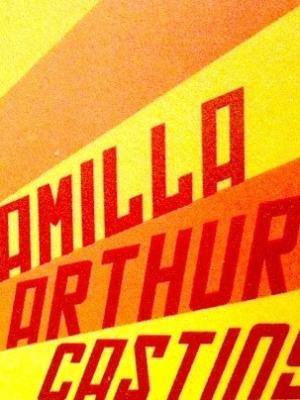 Camilla Arthur
