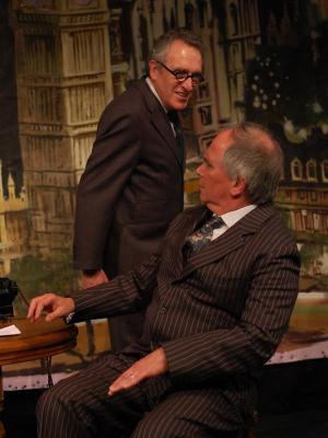 2021 Herbert Morrison - A Modest Little Man - Gatehouse Theatre · By: Dr Matthew Partridge