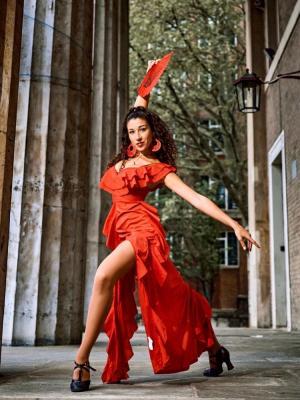 2021 Flamenco shoot · By: Sam lenard
