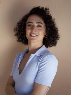 Yolanda De Linares Florido, Dancer