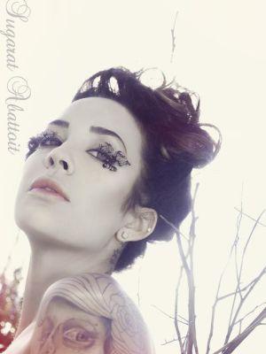 2012 Paperself Lash shoot · By: kezia Sugarat
