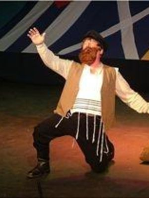 2009 Tevye......Fiddler on the Roof · By: P Wright