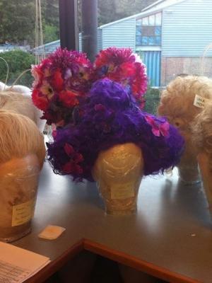 Drag Queen Wigs · By: Elise Baker