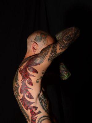 2013 Body Art · By: alpha-boy