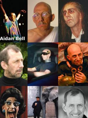 2000-2012 Aidan Bell - collage · By: Assembled by Aidan Bell