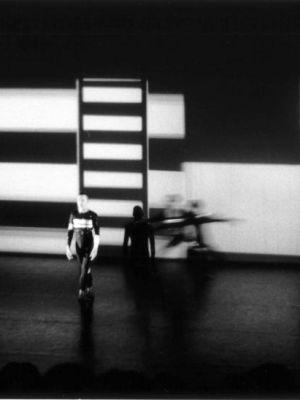 1997 'Light Motif' chor. Rachel Thew, dance group ra, The Place Theatre · By: T. Keane
