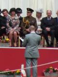2012 Addressing Her Majesty the Queen