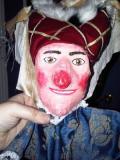 Punch puppet · By: Jennifer Morgan