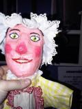 Judy puppet · By: Jennifer Morgan