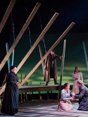 Katya Kabanova, Longborough Festival Opera